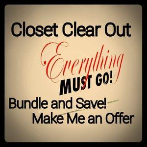 Other - ❤Bundle & Save or Make an offer❤